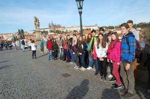 1.AL a nejznámější panorama Prahy