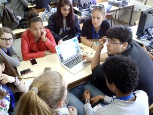 Práce ve skupinách